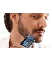 Philips BT7085/32 Beardtrimmer series 7000 Rifinitore per barba con aspirazione