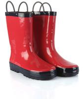 Prénatal Stivali pioggia rossi per bambino