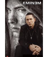 Maxi Poster Eminem Mosaic