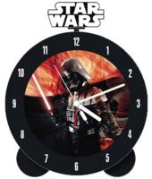 Star Wars Darth Vader sveglia con spada luminosa e il suono di Darth Vader 18x7x24 cm