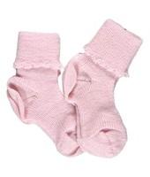 Brums set calzine cotone rosa