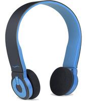 Cuffia Bluetooth con microfono hi-Edo - Nero/Blu - hi-Fun