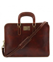 Tuscany Leather Alba - Cartella donna in pelle