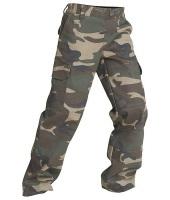 Solognac Pantaloni Caccia STEPPE 100 Mimetico Junior