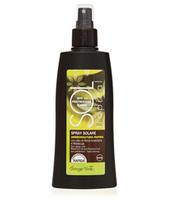 Bottega Verde SOL Tropical - Spray solare, abbronzatura rapida, con olio di Noce brasiliana e Maracuja, protezione bassa SPF10 (200 ml) - Abbronzatura rapida