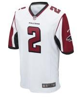 Nike Maglia da football americano NFL Atlanta Falcons (Matt Ryan) Game - Kit away - Uomo