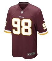 Nike Maglia da football americano NFL Washington Redskins (Brian Orakpo) Game - Prima divisa - Uomo