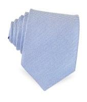 Forzieri Cravatta in Seta Azzurro Cielo