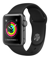 Apple Watch Series 3 OLED 26.7g Grigio smartwatch