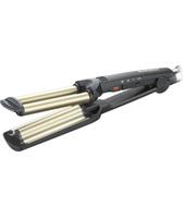 BaByliss C260E Hair curler Caldo Nero, Argento messa in piega