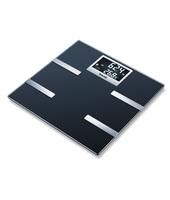 Beurer BF 700 Bilancia pesapersone elettronica Quadrato Nero