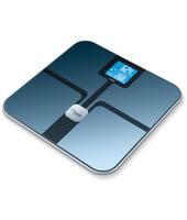 Beurer BF 800 Bilancia pesapersone elettronica Nero, Blu