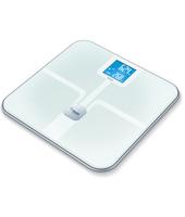 Beurer BF 800 WS Bilancia pesapersone elettronica Bianco