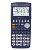 Casio FX-9750GII calcolatrice grafica Blu