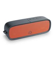 Cellularline Sparkle и lo speaker Bluetooth Grigio/arancio