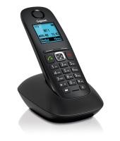 Gigaset A540 Analog/DECT Identificatore di chiamata Nero telefono