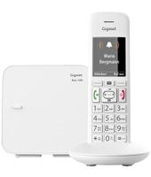Gigaset E370 Telefono DECT Identificatore di chiamata Bianco