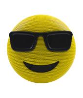 JAM Cool Sunglasses Mono portable speaker Nero, Giallo