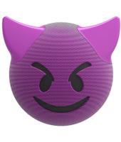 JAM Jamoji Trouble Mono portable speaker Nero, Porpora