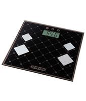 Joycare JC-1417 Bilancia pesapersone elettronica Quadrato Nero bilance