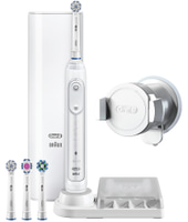 Oral-B Genius 9100S Sensi Ultrathin Adulto Bianco