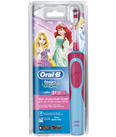 Oral-B Kids Disney Princess Spazzolino rotante-oscillante Multicolore