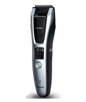 Panasonic ER-GB70 Ricaricabile Nero, Argento