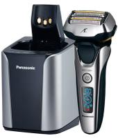 Panasonic ES-LV9N Rasoio Trimmer Nero, Argento rasoio elettrico