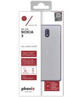 Phonix NK3GPW Cover Trasparente custodia per cellulare
