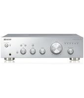 Pioneer A-10-S 2.0 Casa Cablato Nero, Argento amplificatore audio