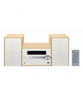 Pioneer X-CM56-W Home audio micro system 30W Bianco set audio da casa