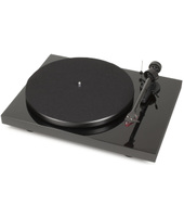 Pro-Ject Debut Carbon (DC) OM 10 Belt-drive audio turntable Nero