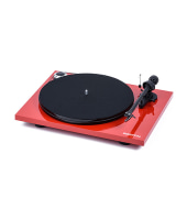 Pro-Ject Essential III Belt-drive audio turntable Rosso