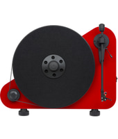 Pro-Ject VT-E R Belt-drive audio turntable Rosso