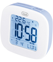 Trevi 0SL386004 Digital alarm clock Blu sveglia