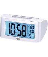Trevi 0SL388001 Digital alarm clock Bianco sveglia