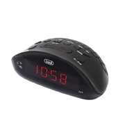Trevi RC 832 Orologio Digitale Nero radio