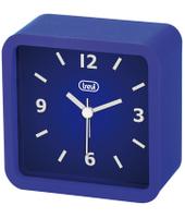Trevi SL 3820 Quartz alarm clock Blu, Bianco