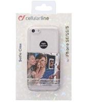 Vivanco 38988 4'' Cover Trasparente custodia per cellulare