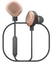 Wiko WiSHAKE Auricolare Stereofonico Bluetooth Nero, Rame cuffia