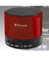 Xtreme 03169 Mono 3W Rosso altoparlante portatile