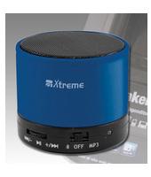 Xtreme 03170 Mono 3W Blu altoparlante portatile