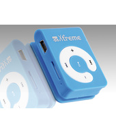 Xtreme 27632B MP3 4GB Blu lettore e registratore MP3/MP4
