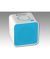 Xtreme 33139B Altoparlante portatile stereo 3W Blu altoparlante portat