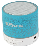 Xtreme Gamma Mono portable speaker 3W Blu, Bianco