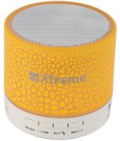 Xtreme Gamma Mono portable speaker 3W Arancione, Bianco