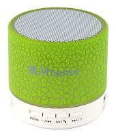 Xtreme Gamma Mono portable speaker 3W Verde, Bianco