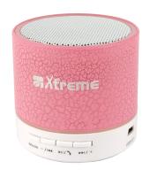 Xtreme Gamma Mono portable speaker 3W Rosa, Bianco