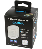 Xtreme Gamma Mono portable speaker 3W Bianco